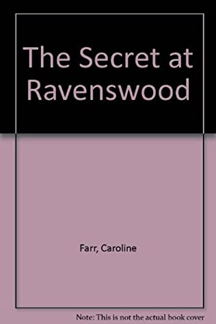 book cover of The Secret at Ravenswood