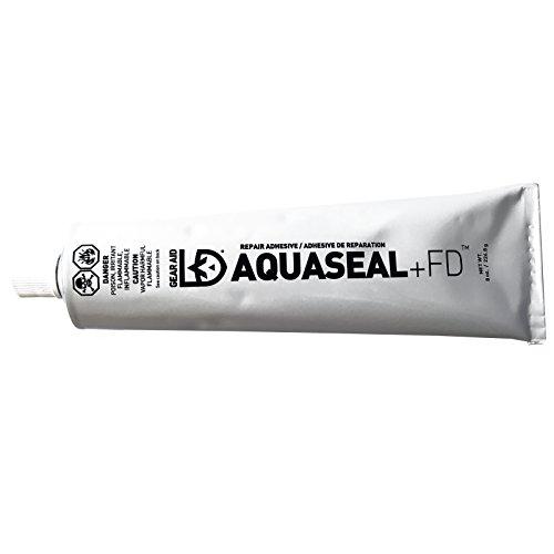 Gear Aid Aquaseal Urethane Repair Adhesive, 8 oz Tube