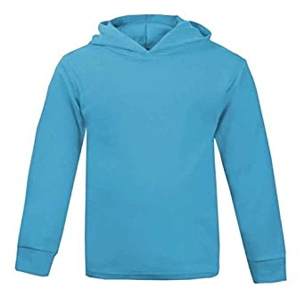119283580ce7 Ickle Peanut Turquoise Baby Hoodie Baby Top Baby Boy Baby Girl ...