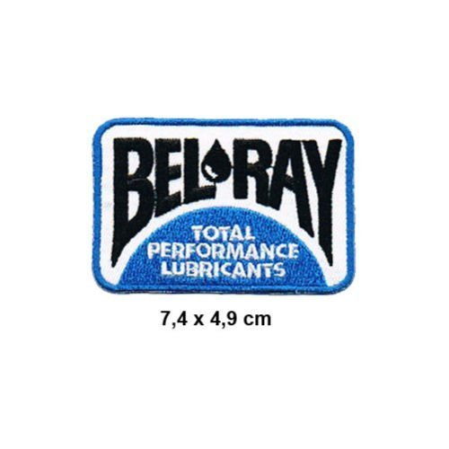 3-Pack BEL RAY Motorrad motorcycle motorcycles Auto cars lubricants Motorsport Formula 1 F1 Racing Race jacket t shirt Polo Patch Sew Iron on - Ray Race