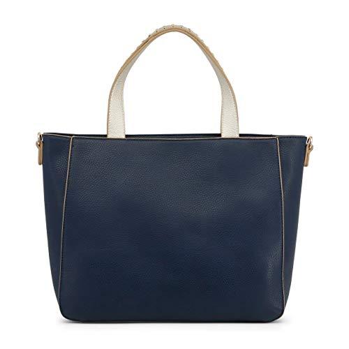 Balestra Bag Shopping Renato Blue Designer Genuine Women SwtqdBqv
