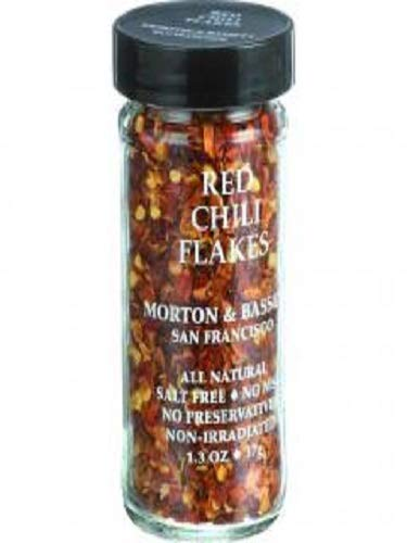 Morton & Bassett- Chili Flake Seasoning ( 3 - 1.3 OZ)