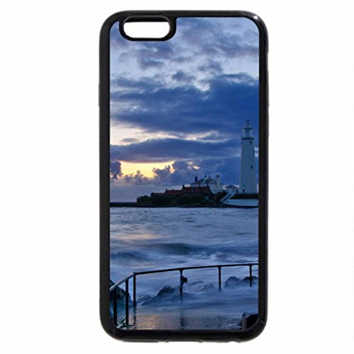 iPhone 6S / iPhone 6 Case (Black) st. mary's lighthouse in whitley bay england