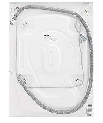 Lavadora KUNFT KWM3485 (7 kg - 1000 rpm - Blanco): Amazon.es ...