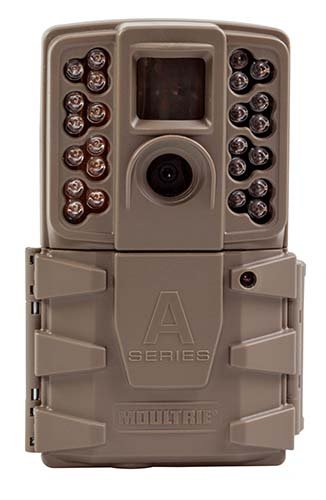 Moultrie A-30 Game Camera (2017) | All Purpose Series | 12 MP | 0.7 S Trigger Speed | 720P Video | Moultrie Mobile Compatible