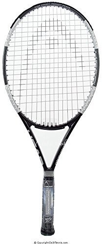 Head Liquidmetal 8 Tennis Racquet Grip Size: 4_1/8