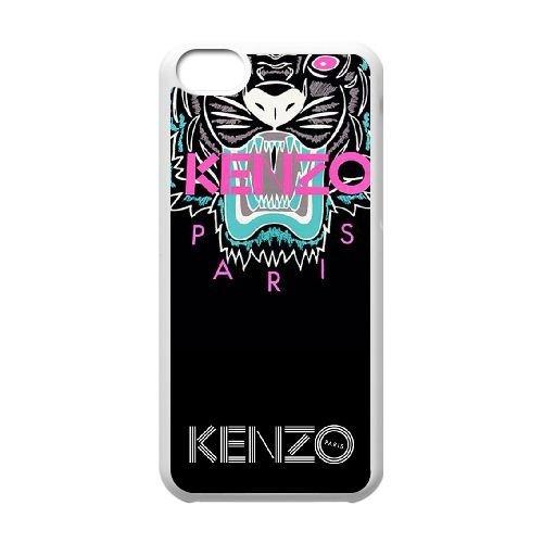 iPhone 5c Cover [Bianco] Kenzo [Tema] iPhone 5c Cover KO1866
