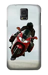 S0984 Big Bike Case Cover For Samsung Galaxy S5
