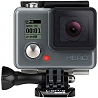 Câmera Digital e Filmadora GoPro Hero CHDHA-301-LA - 5MP, Vídeo Full HD - Chumbo