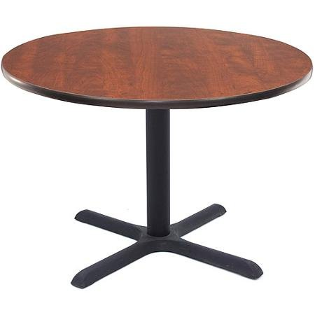 nchroom Table with Metal