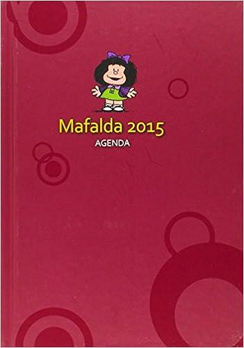 MAFALDA 2015 GRANA.AGENDAS EKU: Quino: 9789871255535: Amazon ...