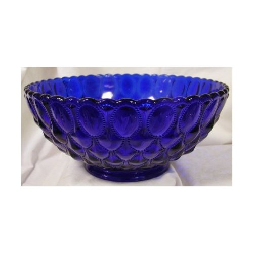 American Pattern Glass Bowl (10.25