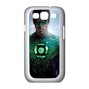 Green Lantern Samsung Galaxy S3 9300 Cell Phone Case White gift E5647488