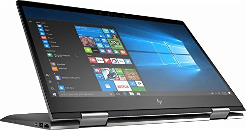 2018 HP ENVY x360 15.6'' FHD IPS Touchscreen Laptop Computer, AMD Quad-Core Ryzen 5 2500U (Beat i7-7500U), 8GB DDR4 RAM, 128GB SSD + 1TB HDD, 802.11ac, USB 3.1, HDMI, Windows 10 (Certified Refurbished) by HP