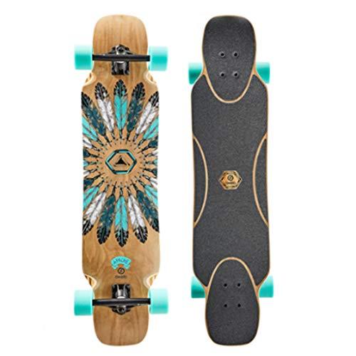 2c45fcfe364 Longboards Skateboard Longboard The Best Gift For Children High-end Bamboo  Fiberglass Adult Boys And Girls Brush Street Long Board Dance Board  Skateboard 3 ...