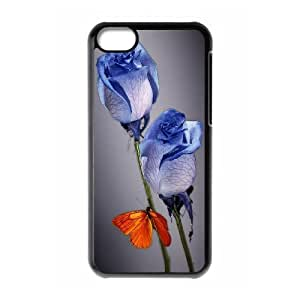 JamesBagg Phone case Rose flower pattern For Iphone 5c FHYY412703