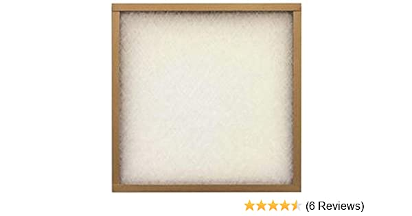 Pack Of 12 1005 Furnace Filters Mounted 10055.011624 Precisionaire 16X24x1 Fbg Furn Filter