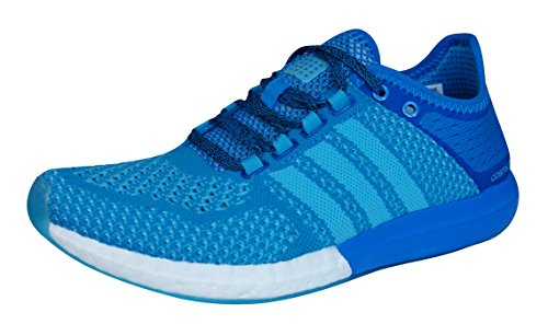 adidas CC Cosmic Boost Womens Running Shoes Blue