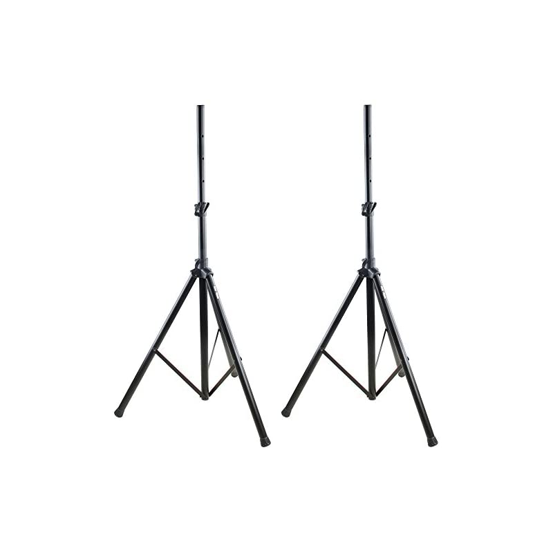 PAIR of PA Speaker Stands by Hola! Music