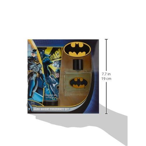 DC Comix Coffret Cadeau Beauté Batman 2 Pièces