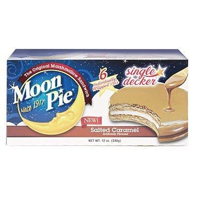 Moon Pie Single Decker Salted Caramel by Moon Pie (Salted Caramel Moon Pie compare prices)