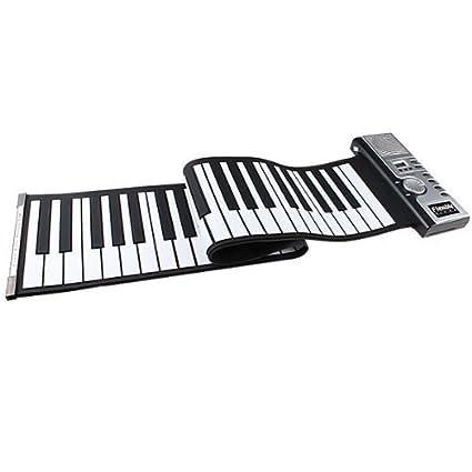 Amazon.com: Gleading Portable Electronic Piano/music Keyboard/children Musical Keyboard/61 Keys & Midi: Musical Instruments