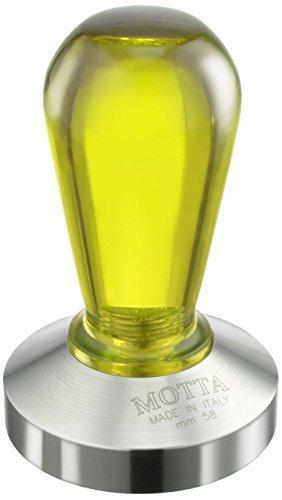motta-rainbow-coffee-tamper-yellow-handle-color-yellow-model-mo-00694-00-hardware-store