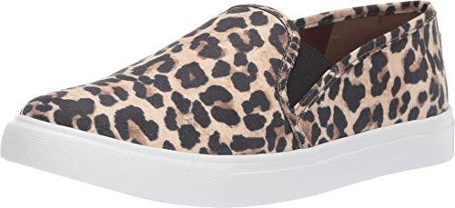 Steve Madden Safary Sneaker Leopard 7.5 (Leopard Sneakers Men)