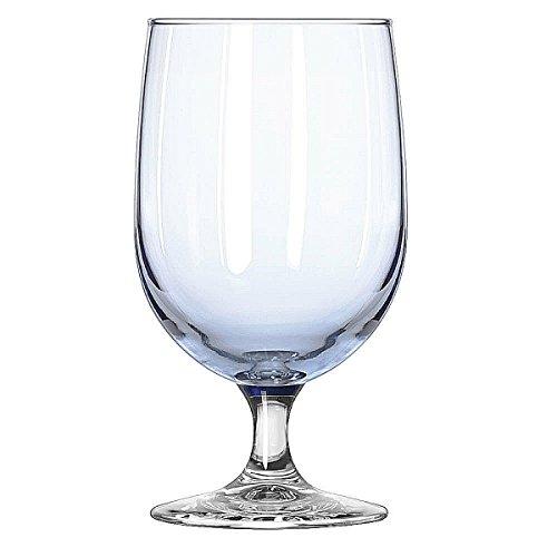 Libbey 8512A4 Cobalt 16 Ounce Iced Tea Glass - 12 / CS