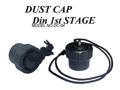 Scuba Diving Regulator First Stage Dust Cap, DIN (Regulator Dust)