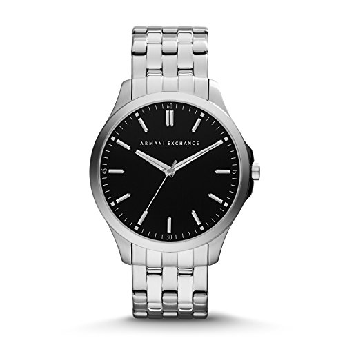 Armani Exchange Men's AX2147 Silver Watch -