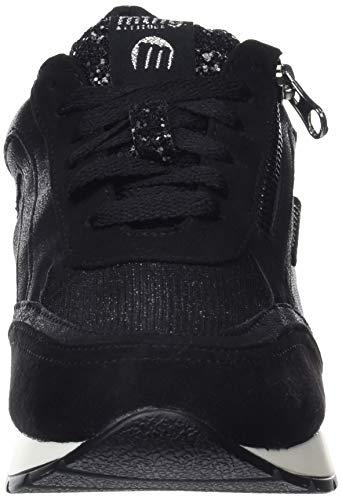 Femme Basses 69344 MTNG Sneakers Negro Softy Noir C24458 q8H7FHaw
