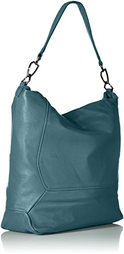 7687 Berlin Green Leather Women's Liebeskind Moss Hobo Green Queens An8g7HW