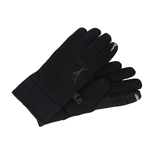 リネン耐えられる行き当たりばったり(セイラス) Seirus レディース 手袋 Soundtouch Xtreme All Weather Glove Black MD [並行輸入品]