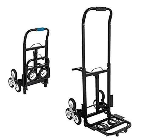 Amazon Com Bestequip Portable 330 Lbs Capacity Stair Climbing Cart