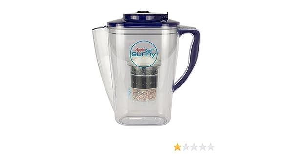 Filtro de Agua AcalaQuell Sunny | Jarra con Filtro de Agua con un ...