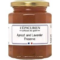 Apricot and Lavender Preserves - L'epicurien