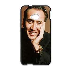 Benevolent man Cell Phone Case for HTC One M7 wangjiang maoyi