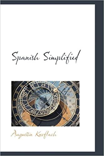 Book Spanish Simplified