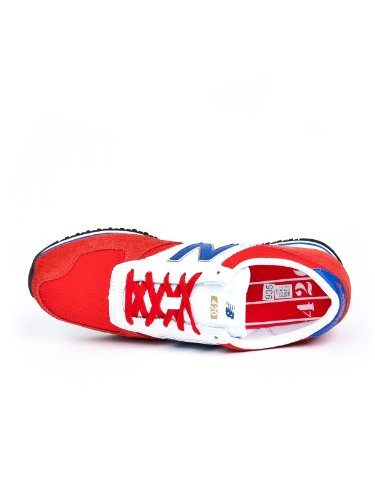 Special New Red Edition red Balance White Sneakers 420 EqqF4w7