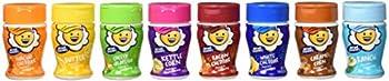 8-Pack Kernel Season's Popcorn Seasoning Mini Variety Jars 0.9 Ounce