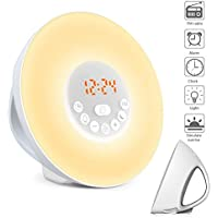 LBell Alarm Clock/Wake Up Light