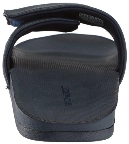 Sandalo Skechers Gambix Rosney Slide Blu Marino Mens f6xFOqIxvw