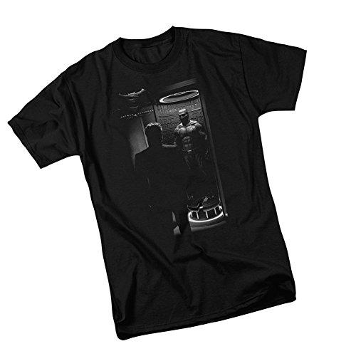 Suit Up -- Batman v Superman: Dawn Of Justice Adult T-Shirt, XX-Large -