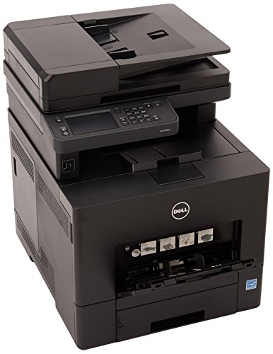 Dell Color Laser Printer - Dell C3765dnf Color Laser Printer 35 ppm