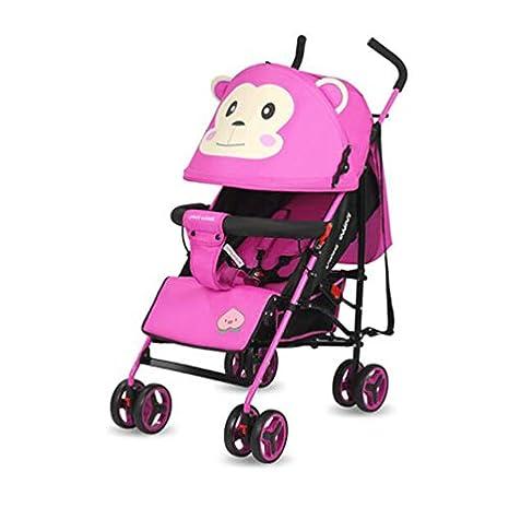 Amazon.com: YZ-YUAN Cochecito de paseo para bebé, de lujo ...