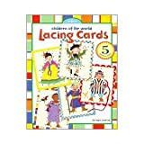 eeBoo Children of the World Lacing Cards