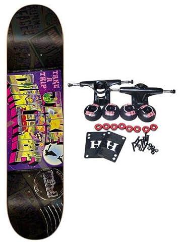 Complet Skateboard Jake Duncombe Postcard R8 8.25 (Jake Duncombe Skateboard)