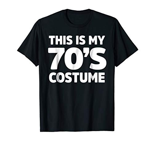 70s Costume Shirt for 1970s Clothing Idea Halloween