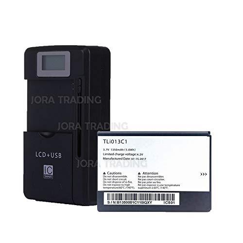 Generic Battery TLi013C1 for Alcatel Touch Go Flip 4044W 404